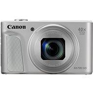 Canon PowerShot SX730 HS Silber - Digitalkamera