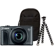 Canon PowerShot SX730 HS Reise-Set schwarz - Digitalkamera