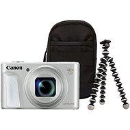 Canon PowerShot SX730 HS Silber Reisekit - Digitalkamera
