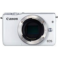 Canon EOS M10 Body weiß - Digitalkamera