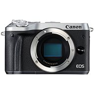Canon EOS M6 Body silber - Digitalkamera