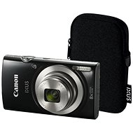 Canon IXUS 185 schwarz Essential Kit - Digitalkamera