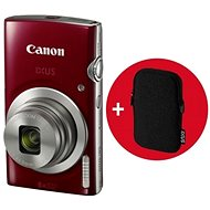 Canon IXUS 185 Essential Kit Rot - Digitalkamera