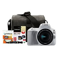 Canon EOS 200D Weiß + 18-55 mm IS STM - Digitale Spiegelreflexkamera