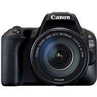 Canon EOS 200D + 18-135 mm IS STM - Digitale Spiegelreflexkamera