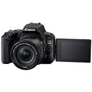 Canon EOS 200D - Digitale Spiegelreflexkamera