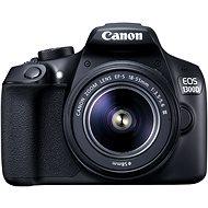 Canon EOS 1300D + EF-S 18-55mm DC III - Digitale Spiegelreflexkamera