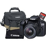 Canon EOS 1300D + 18-55mm DC III + 75-300m DC III - Digitale Spiegelreflexkamera