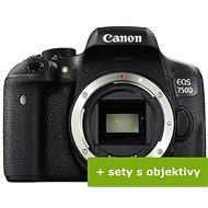 Canon EOS 750D - Digitale Spiegelreflexkamera