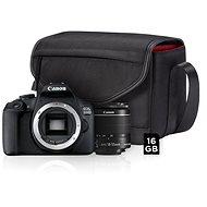 Canon EOS 2000D + 18-55mm IS II Value Up Kit - Digitalkamera