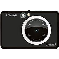 Canon Zoemini S Mattschwarz - Sofortbildkamera