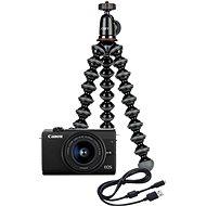 Canon EOS M200 + EF-M 15-45 mm IS STM Webcam Kit schwarz - Digitalkamera
