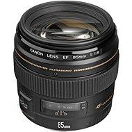 Canon EF 85 mm F1.8 USM - Objektiv