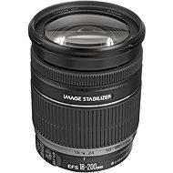 Canon EF-S 18-200 mm F3.5 - 5.6 IS Zoom Black - Objektiv