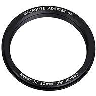 Canon Macrolite Adapter 67 (ML67) - Adapterring