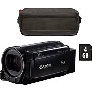 Canon LEGRIA HF R706 schwarz - Essential Kit - Digitalkamera