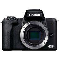 Canon EOS M50 Mark II Gehäuse - schwarz - Digitalkamera