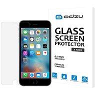 Odzu Glas-Schirm-Schutz für iPhone 6S - Schutzglas