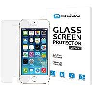 Odzu Glas Bildschirmschutz für iPhone 5S / SE