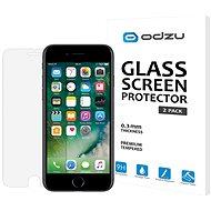 Odzu Glas-Schirm-Schutz für iPhone 7 und iPhone 6S - Schutzglas