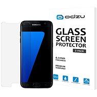 Schutzglas Odzu 2 Stück Samsung Galaxy S7 - Schutzglas