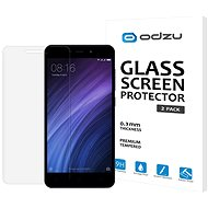 Odzu Glass Screen Protector 2pcs Xiaomi Redmi 4A - Schutzglas