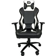 Odzu Chair Grand Prix Premium White - Gaming Stuhl