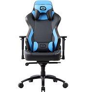 Grand Prix Premium Blue Stuhl - Gaming Stuhl