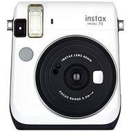 Fujifilm Instax Mini 70 Weiß - Sofortbildkamera
