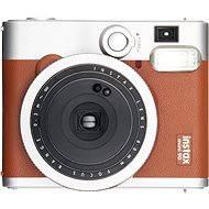 Fujifilm Instax Mini 90 braun - Sofortbildkamera