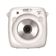 Fujifilm Instax Square SQ10 Weiß - Sofortbildkamera
