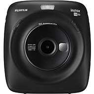 Fujifilm Instax Square SQ20 Schwarz - Sofortbildkamera