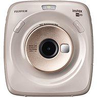 Fujifilm Instax Square SQ20 Beige - Sofortbildkamera