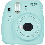 Fujifilm Instax Mini 9 Hellblau + Film 1x10 + Etui - Sofortbildkamera
