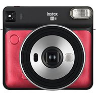 Fujifilm Instax Square SQ6 rot - Sofortbildkamera