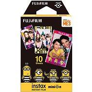 Fujifilm Instax Mini Minion DM3 10 Fotos - Fotopapier
