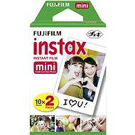 Fujifilm Instax Mini Film für 20 Fotos - Fotopapier