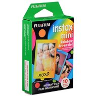 Fujifilm Instax Mini Rainbow WW1 Fotopapier - Fotopapier