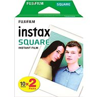 Fujifilm Instax Square Film 20 Stk. Fotos - Fotopapier