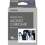 Fujifilm Instax Widefilm Monochrome WW1 10St Fotos - Fotopapier