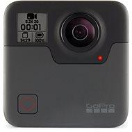 GOPRO Fusion - Sphärische Panoramakamera