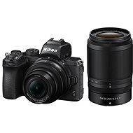 Nikon Z50 + 16-50 mm + 50-250 mm - Digitalkamera