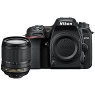 Digitale Spiegelreflexkamera Nikon D7500 schwarz + 18-105 mm VR Objektiv - Digitale Spiegelreflexkamera