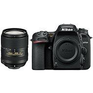 Nikon D7500 schwarz + Objektiv 18-300mm VR f/6,3 - SLR-Digitalkamera