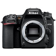 Digitale Spiegelreflexkamera Nikon D7500 - Digitale Spiegelreflexkamera