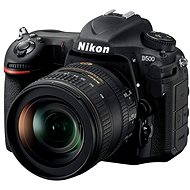 Nikon D500 + 16-80mm F/2,8-4E ED VR Objektiv - Digitale Spiegelreflexkamera