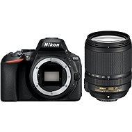 Nikon D5600 + 18-140 mm F3.5-5.6 VR - Digitale Spiegelreflexkamera