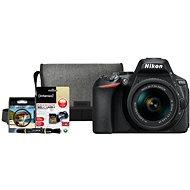 Nikon D5600 + 18-55mm AF-P VR Kit + Nikon Starter Kit - Digitalkamera