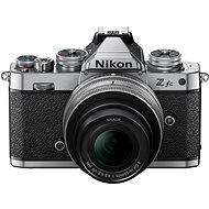 Nikon Z fc + 16-50 VR Silber - Digitalkamera