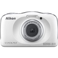 Nikon COOLPIX W150 weißen Rucksack Kit - Kinderkamera